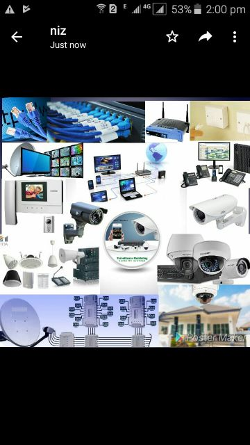 complete solutions for CCTV camera
