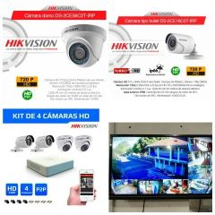 Full package security camera