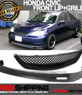 front grill for honda civic 2005