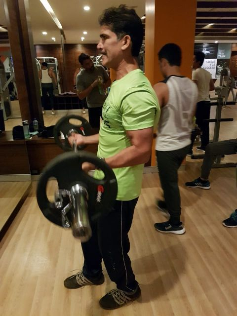 weight loss at yout home gym