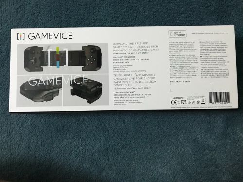 GAMEVICE for ios