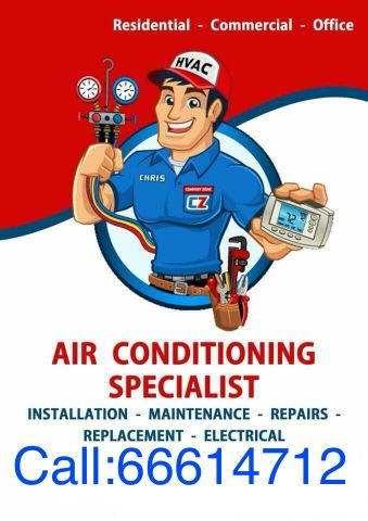 AC sale and service