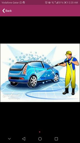 we are doing dor to dor carwashing