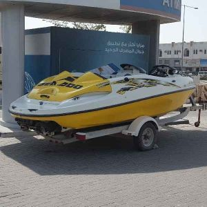 الفزعه !مطلوب كراج.  NEEDED!!  boat shop