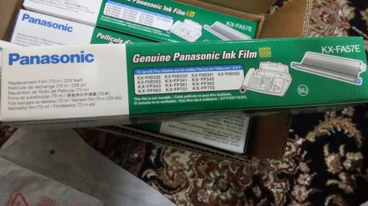 panasonic for fax