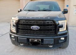 F-150 LIMITED 2016