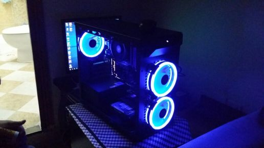 Gaming PC i5 8400 with GTX 1060 3GB