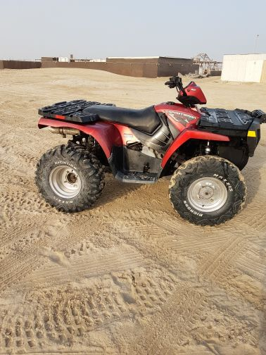 polaris sportsman nice condition