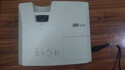 3M 30x projector...