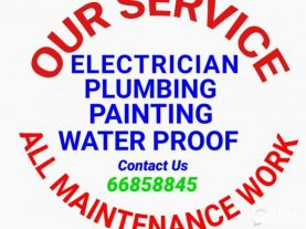 ALL MAINTENANCE WORKER AVAILABLE
