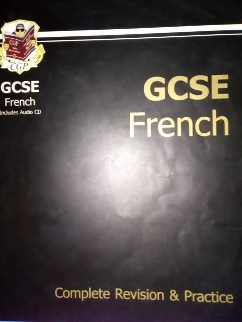 CGP GCSE French Revision Guide