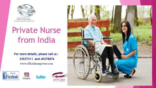 Private Nurse from India