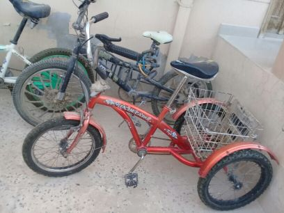 Cycles and Scooters