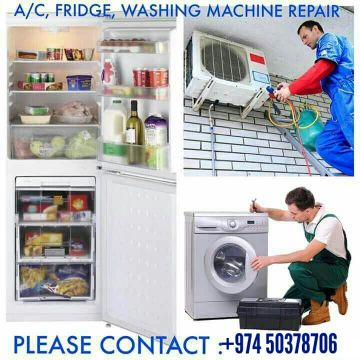AC, Fridge & Washing Machine Repair -503