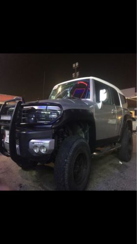 Swap Fj cruiser