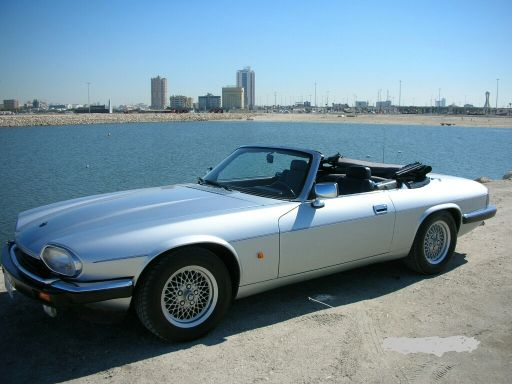 Jaguar XJS V12 Convertible