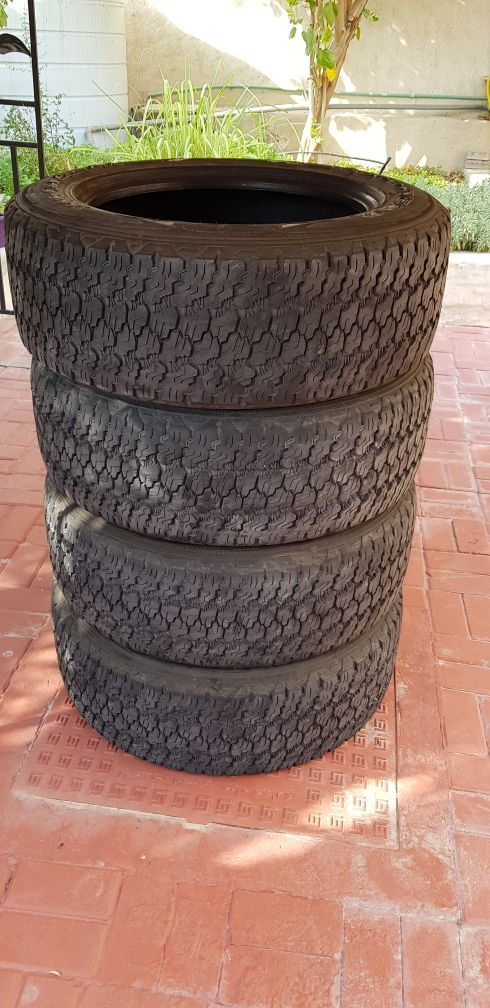 Good Year Tyres 275/60 R20