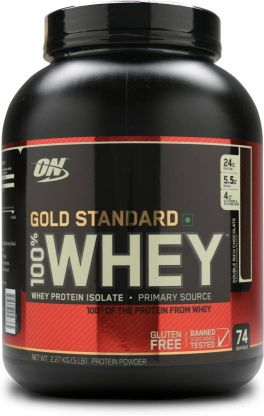 ON whey protein offer