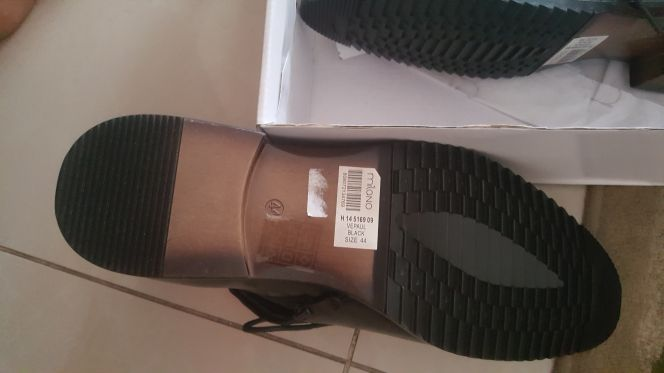 milano shoes not use