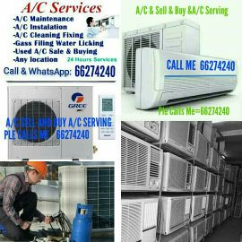 A/C Selling and Buye,Fixing, Servicei