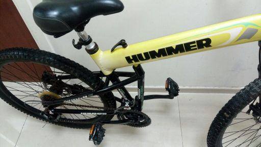 Hummer bicycle 26 Size