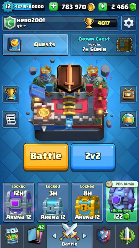 clash of royale sell