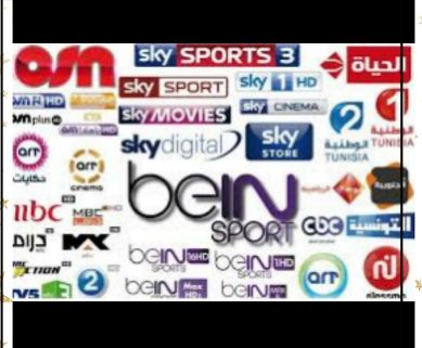 8000 IPTV channels for smart TV