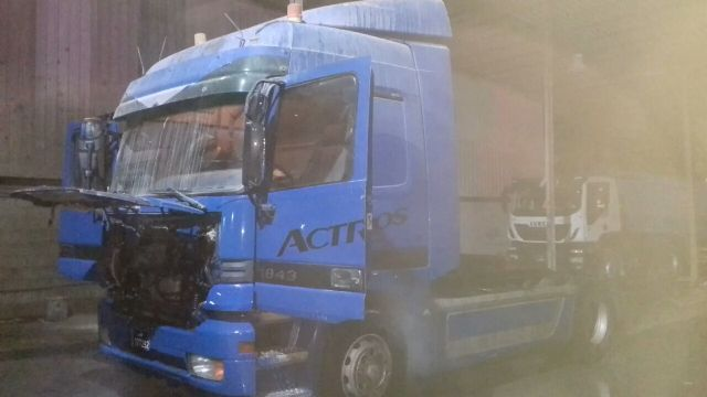 Actros trailer for rent and sell