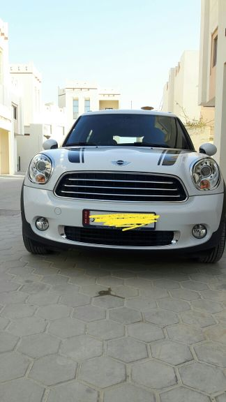 mini Cooper country man 2015