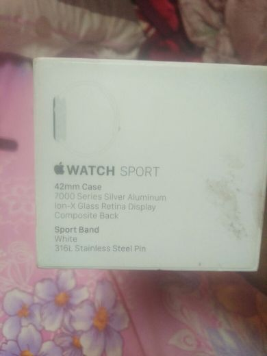 apple watch only box