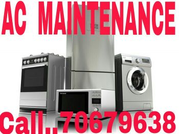 A/c,freeze, washing machine repairing.
