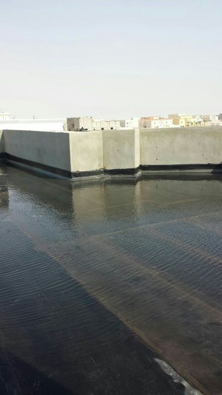 water proofing  roof
