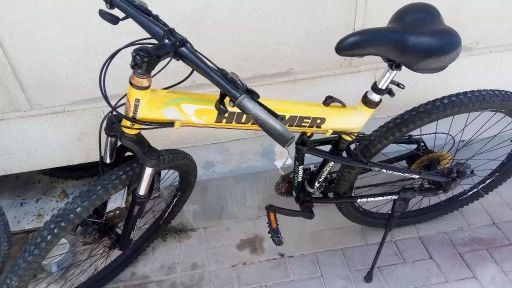 Hummer bicycle 26 size Aluminium