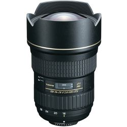 Tokin16-28mm f/2.8 Pro FX Lens for Canon
