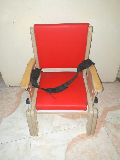 Kids chair and tube