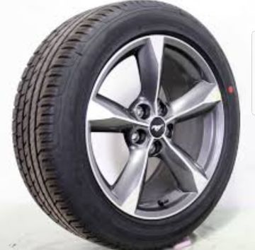 for sale mustang  4 rims