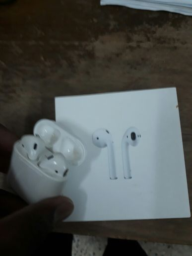 airpods same new.