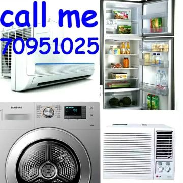 A/C, Fridge, Washing machine Repairing &