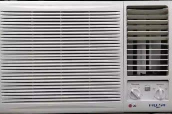 LG Window A.C. For Sale