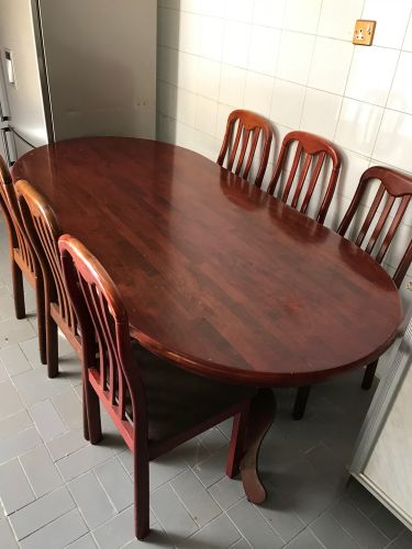 Table for food