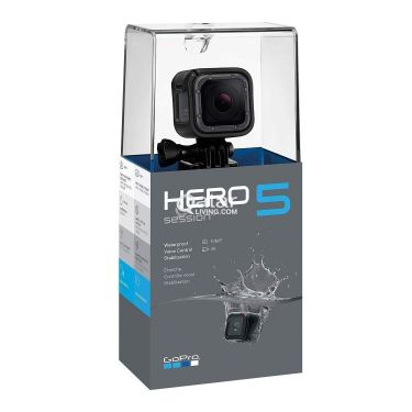 GoPro HERO5 Session with alot of accesso