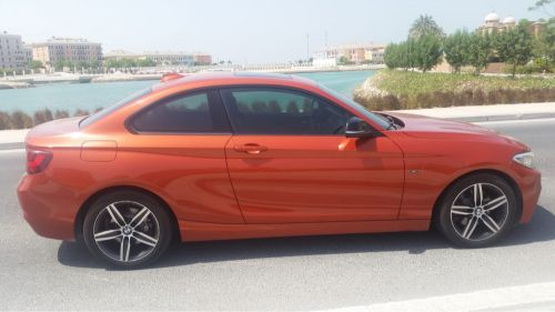 BMW 220 i COUPE