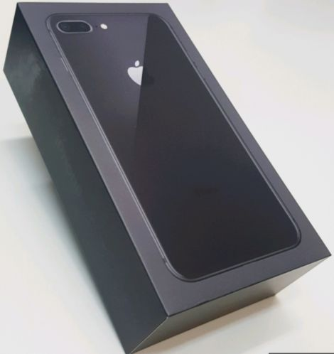 iPhone 8 plus 256gb brand new
