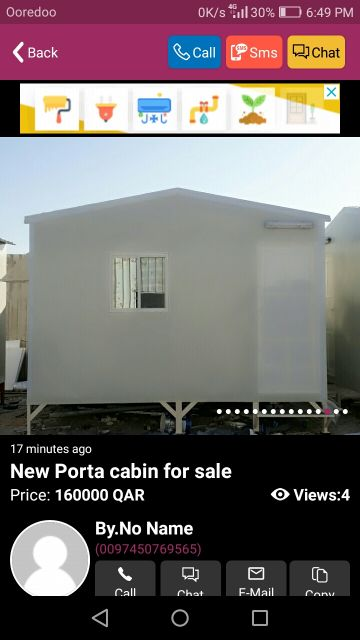 portah cabin new for sale