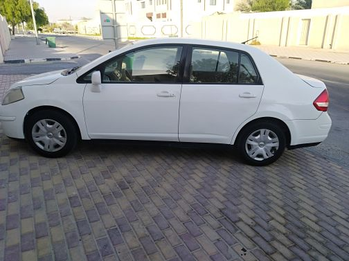 nissan tida2011 for sell