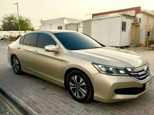 Honda Accord for fixed hires