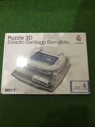 Real Madrid 3d