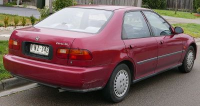 WANTED SPARE PARTS CIVIC 1991 - 1995