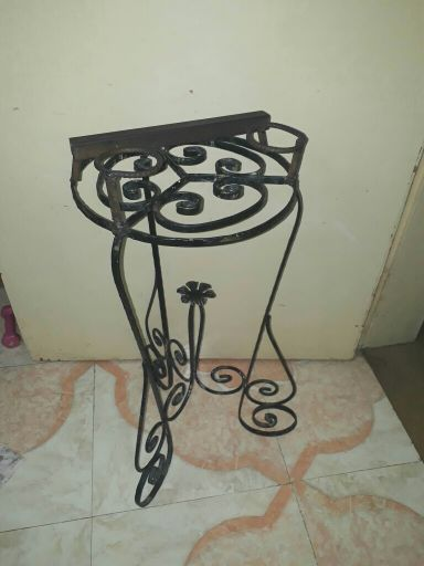 Parrot stand