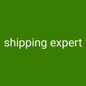 shipping and logistics expert